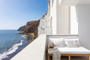 Airbnb, vista sul mare a Tenerife, Canarie