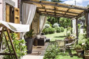 Casale immerso nella natura a Viterbo