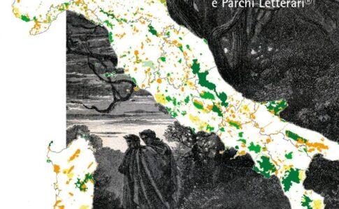 Giornata mondiale della Poesia. Logo de I Parchi Letterari.