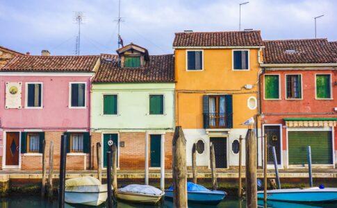 Case a Venezia.