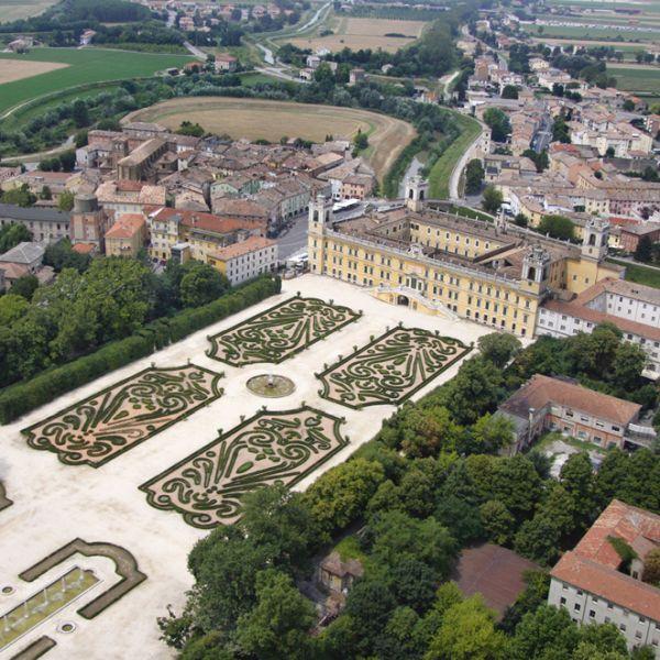 Circuito Castelli del Ducato. Primavera 2021. Castello di Colorno (via Castelli del Ducato)