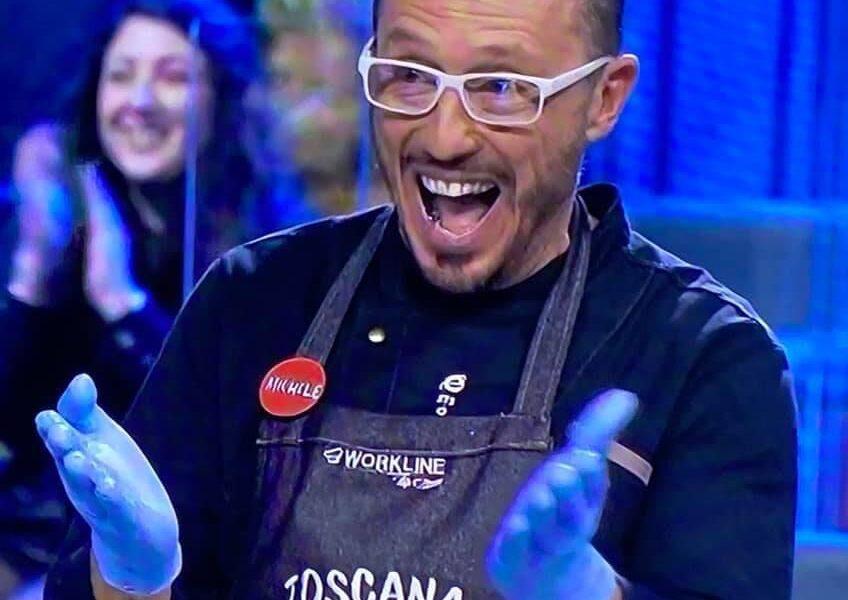 Cuochi d'Italia: lo chef Michele Nardi porta in trasmissione i sapori dell'Isola d'Elba. Via Visit Elba.