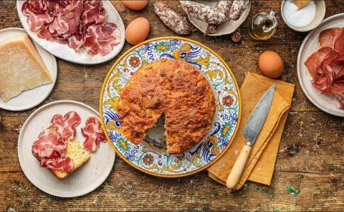 Torta di Pasqua al Formaggio Fonte: Umbria Tourism