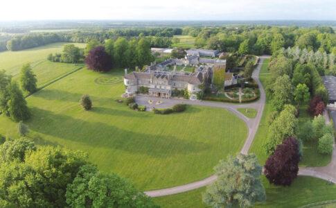 Regno Unito, hotel con giardino