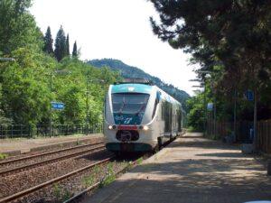 Itinerario Ferrovia Faentina