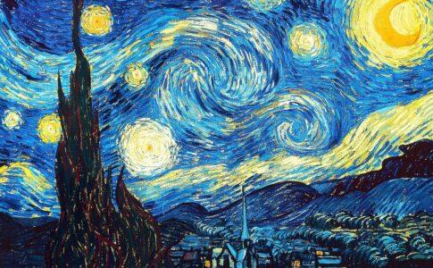 Van Gogh, Notte stellata