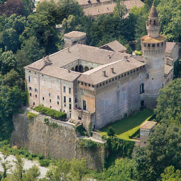 Circuito Castelli del Ducato. Primavera 2021. Castello di Rivalta(via