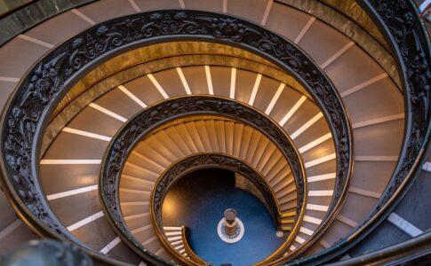 Roma, Musei vaticani.