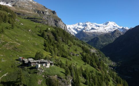 Valle d'Aosta. Alpenzu Grande Gressoney-Saint-Jean (foto Enrico Romanzi)