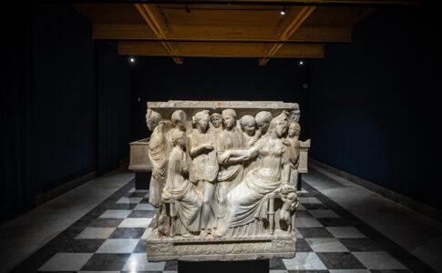 Sarcofago antico Fonte: Distretto turistico regionale Valle dei Templi Foto: Kalò Cassaro