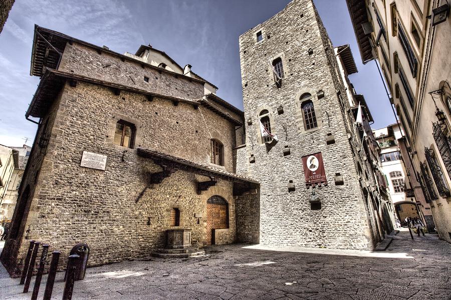 Museo casa di Dante Credit: Giuseppe Moscato Anniversario Dante