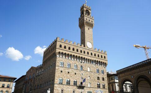 Palazzo Vecchio Firenze Credit: Cristian Viarisio Anniversario dante