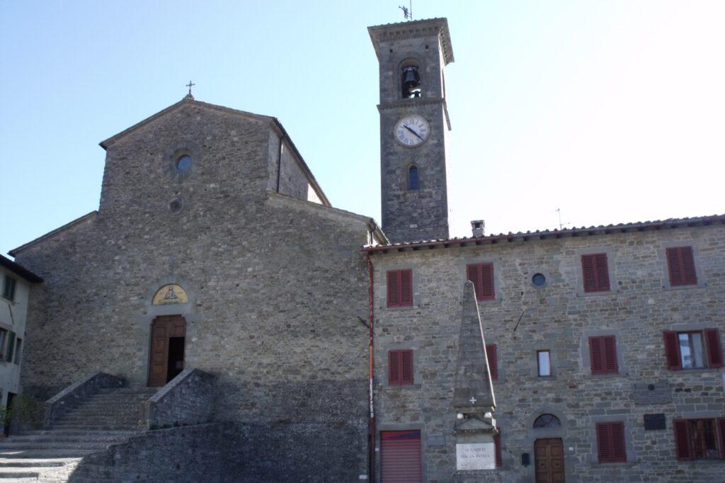 Abbazia di san Godenzo Credit: LigaDue Anniversario Dante