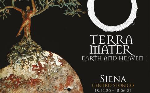 Terra mater. Manifesto mostra Siena Fonte: andrearoggi.it