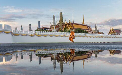Thailandia, immagine di repertorio. Via Wikimedia Commons.