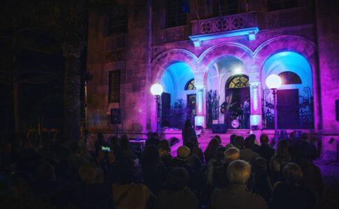 Festival Florio Favignana. 2019- Dal profilo Facebook dell'evento.