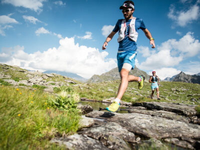 Trail running in Vallese: corridori outdoor ©Valais-Wallis-Promotion-David-Carlier.