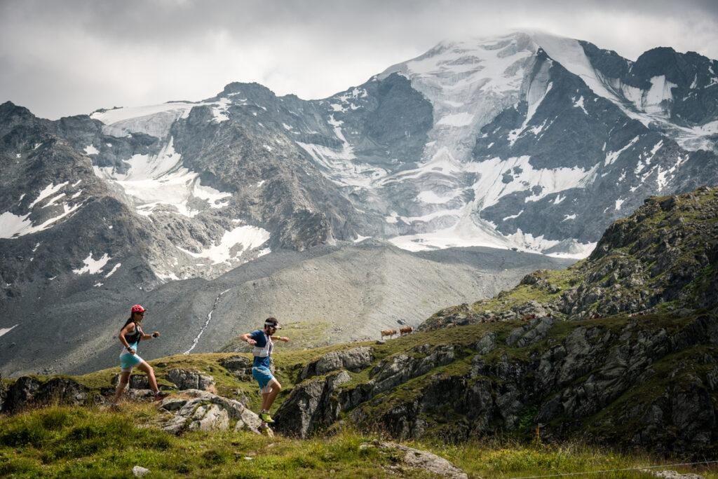 Trail running in Vallese: Massiccio dei Combins©Valais-Wallis-Promotion-David-Carlier.