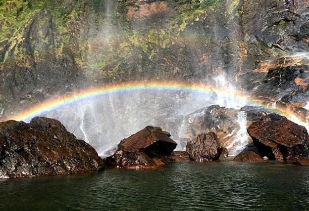 Malesia cascata arcobaleno Source: abcdilayz.blogspot.com