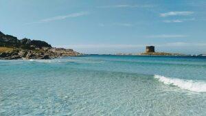 Spiaggia La Pelosa, Sardegna