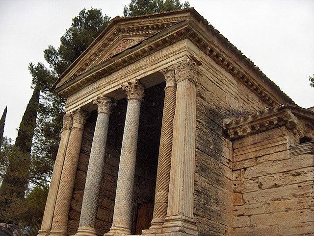 World Water Forum 2024. Tempio a Giove Clitumno. Via Wikimedia Commons.