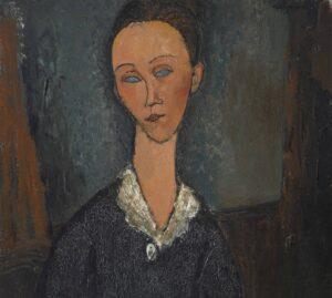 Modigliani mostra Fonte: Fondazione Magnani-Rocca