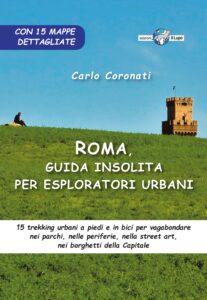 Copertina Libro Roma, Guida insolita per esploratori urbani