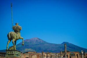 Parco Archeologico di Pompei Credits: Cesare Abbate Ansa