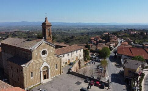 Bravìo delle Botti di Montepulciano. Via Valdichiana Media.