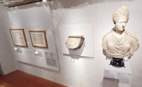 Mostra Imperatrici, matrone, liberte Fonte: Gallerie degli Uffizi
