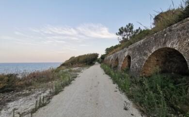 Cicloturismo Italia, Ciclovia Bike to Coast, Abruzzo