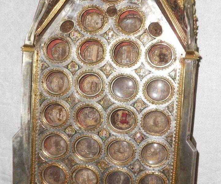 Reliquiario di San Galgano.