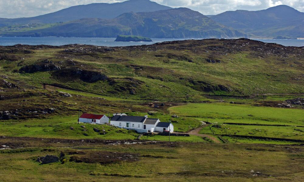 Irlanda, cottage