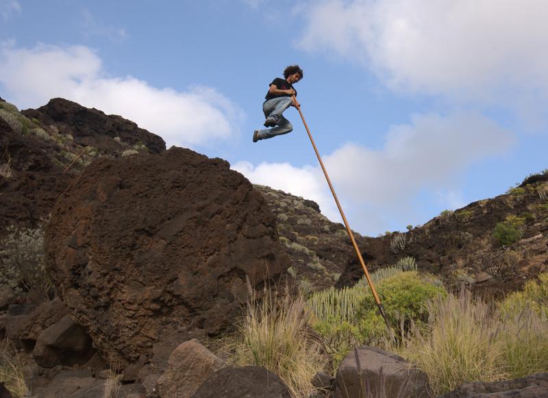 Isole Canarie salto del pastore Fonte: Ufficio stampa Isole Canarie