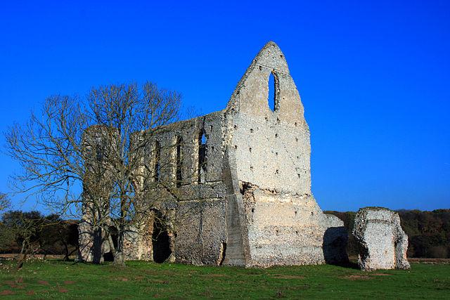 Newark Priory a Ripley. Via Wikimedia Commons.