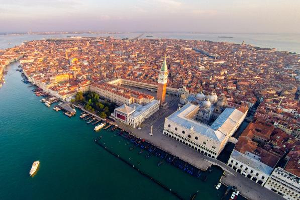 Vanezia Grand Tour della cultura Fonte: Agenzia Turismo Italia