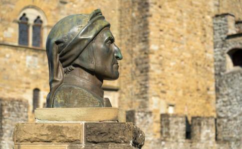 Le Vie di Dante. Castello dei Conti Guidi, Poppi - Toscana