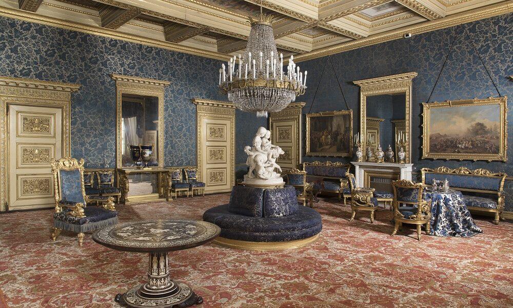 Appartamento dei Duchi di Savoia - Principi di Piemonte Fonte: Musei Reali di Torino