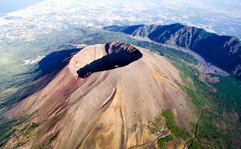 Parco Nazionale del Vesuvio Fonte: inCampania
