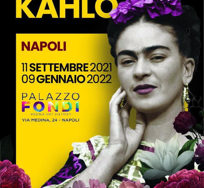Frida Kahlo- Il Caos dentro Fonte: Palazzo Fondi
