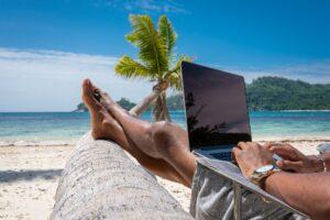 Workcation alle Seychelles. Via Seychelles Travel.