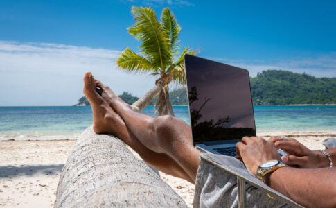 Workcation alle Seychelles. Via Seychelles Travel.