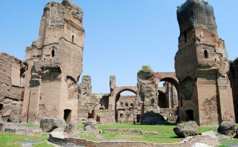 Terme di Caracalla Credits: pcdazero