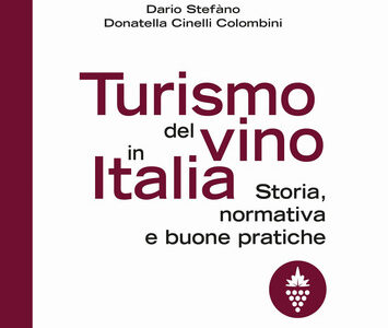 Turismo del vino in Italia diDario Stefàno e Donatella Cinelli Colombini. Presentato in Senato. Via Movimento Turismo del Vino.