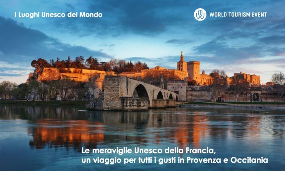 Siti Unesco in Francia: le mete fra Provenza ed Occitania. Fonte World Tourism Event.