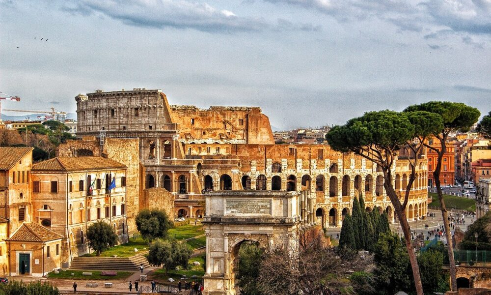 Natale di Roma, Colosseo Credits: The_Double_A