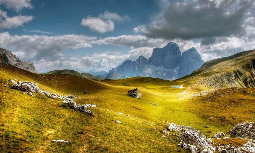 Trentino, Dolomiti