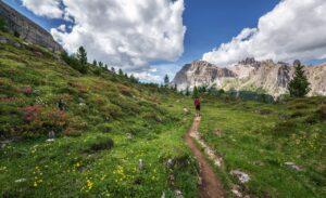 Trekking Italia, Dolomiti