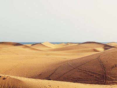 Gran Canaria, dune