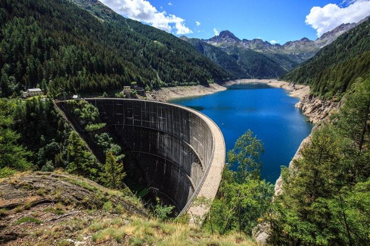Lago Belviso. Via Valtellina.it.